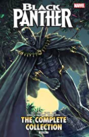 Black Panther by Christopher Priest: The Complete Collection Tome 3