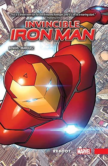 Invincible Iron Man Tome 1: Reboot