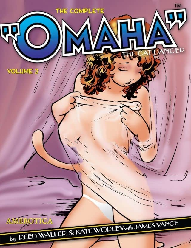 Omaha the Cat Dancer Vol. 2