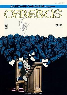 Cerebus Vol. 2 #12: High Society