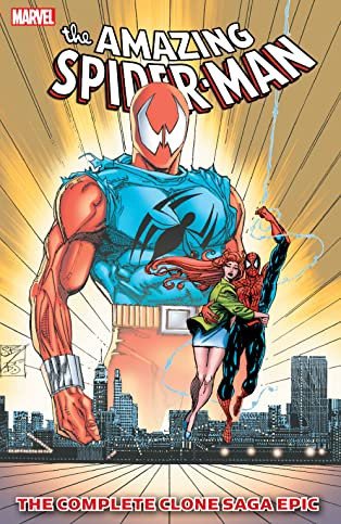 Spider-Man: The Complete Clone Saga Epic - Book Five