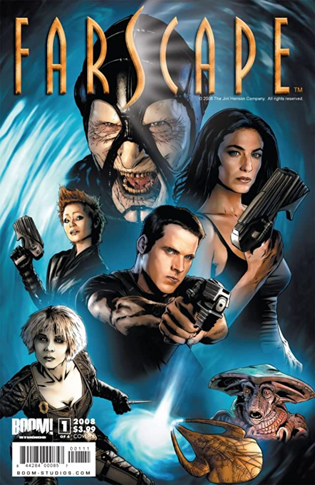 Farscape Vol. 1 #1