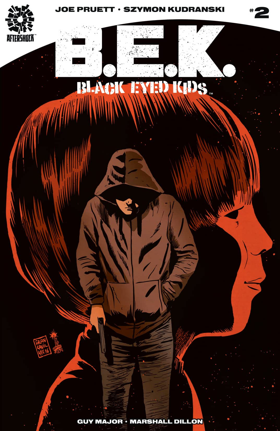 Black Eyed Kids #2