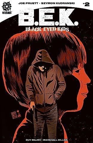Black-Eyed Kids #2