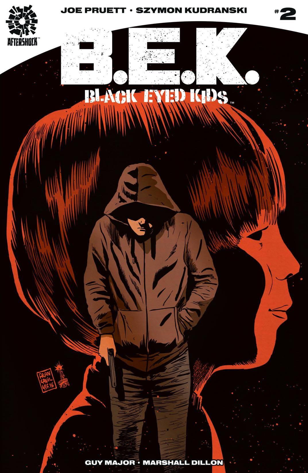 Black Eyed Kids #2