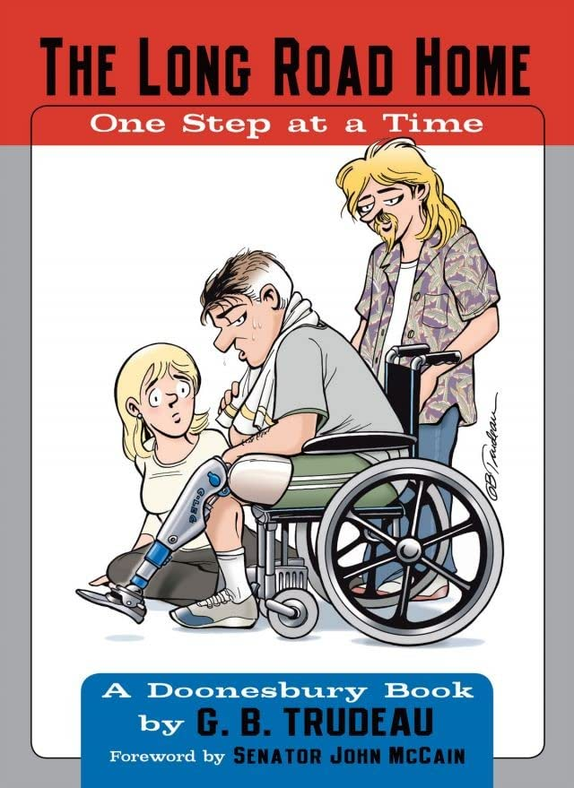 Doonesbury Vol. 26: Long Road Home