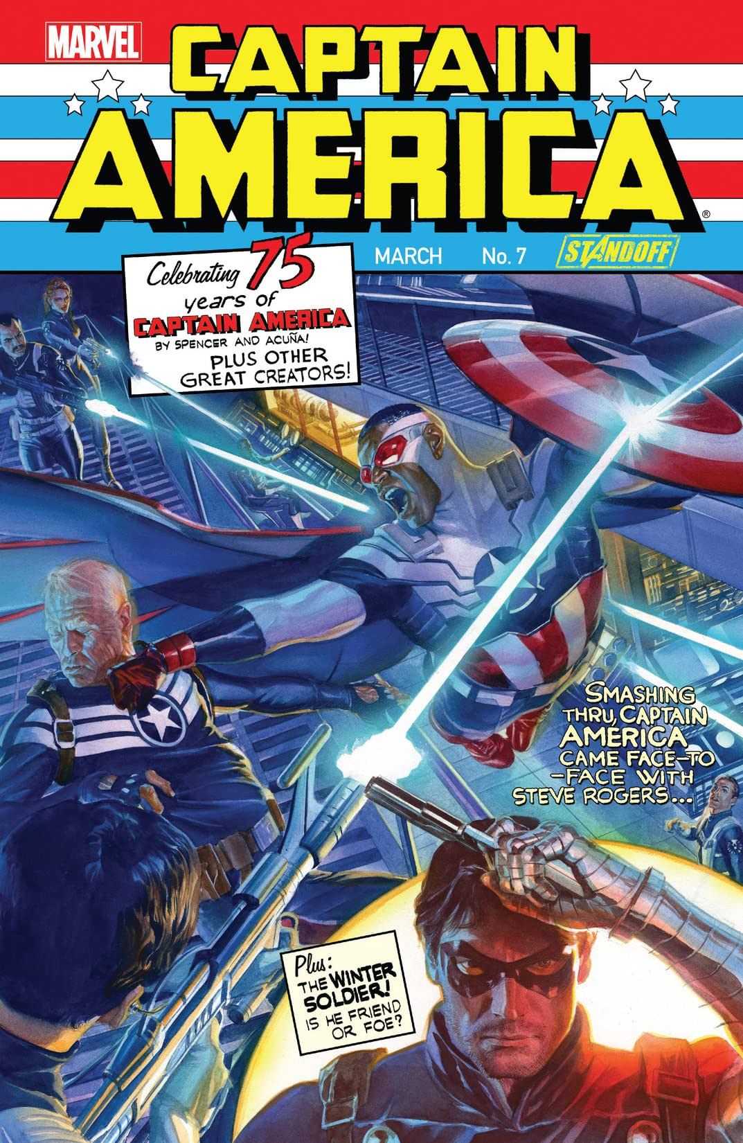 Captain America: Sam Wilson (2015-2017) #7