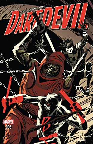 Daredevil (2015-2018) No.5