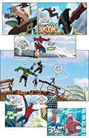 Marvel Universe Ultimate Spider-Man: Contest of Champions (2016) #1