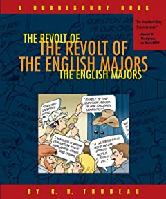 Doonesbury Vol. 22: Revolt of the English Majors