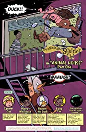 The Unbeatable Squirrel Girl (2015-2019) #6