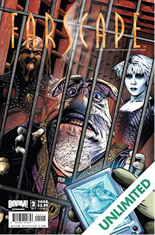 Farscape Vol. 1 #2 (of 4)
