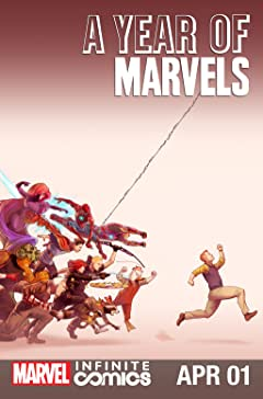 A Year Of Marvels: April Infinite Comic #1