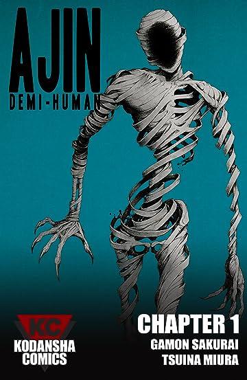 AJIN: Demi-Human #1