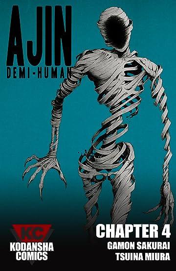 AJIN: Demi-Human #4