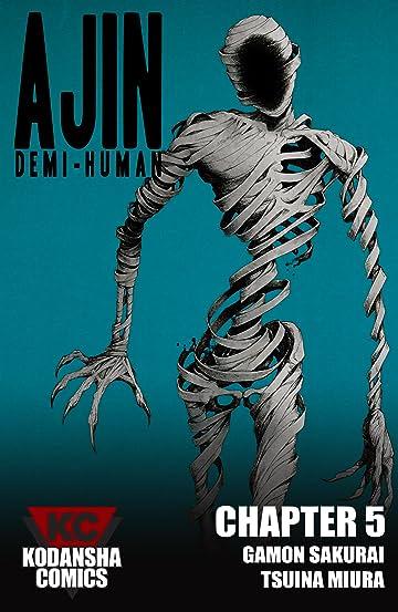 AJIN: Demi-Human #5