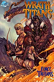 Wrath of the Titans: Force of Trojans #1 (of 4)