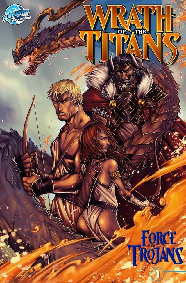 Wrath of the Titans: Force of Trojans #1