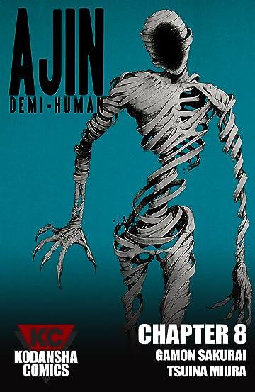 AJIN: Demi-Human #8