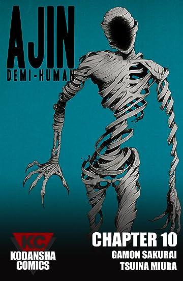 AJIN: Demi-Human #10