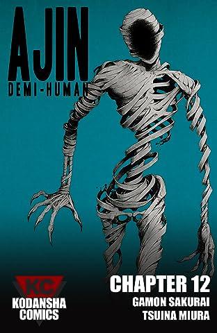 AJIN: Demi-Human #12