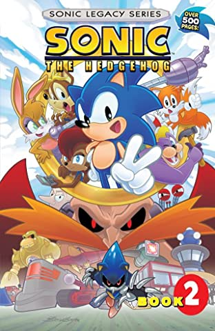 Sonic Legacy Series: Book 2