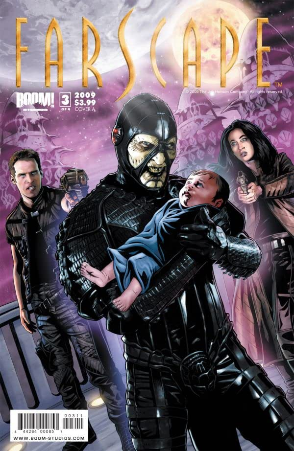 Farscape Vol. 1 #3 (of 4)