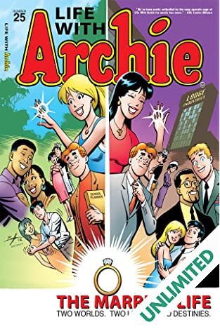 Archie Marries Betty #25