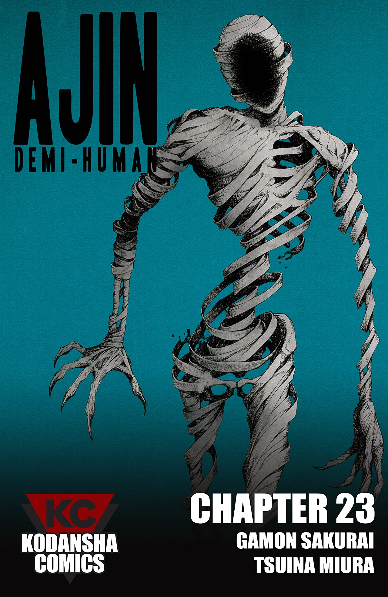 AJIN: Demi-Human #23