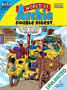 World of Archie Double Digest #24