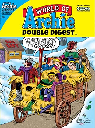 World of Archie Double Digest No.24