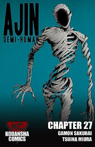 AJIN: Demi-Human No.27