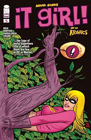It Girl & the Atomics #5