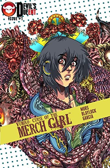 Yumiko: Curse of the Merch Girl #1 (of 5)