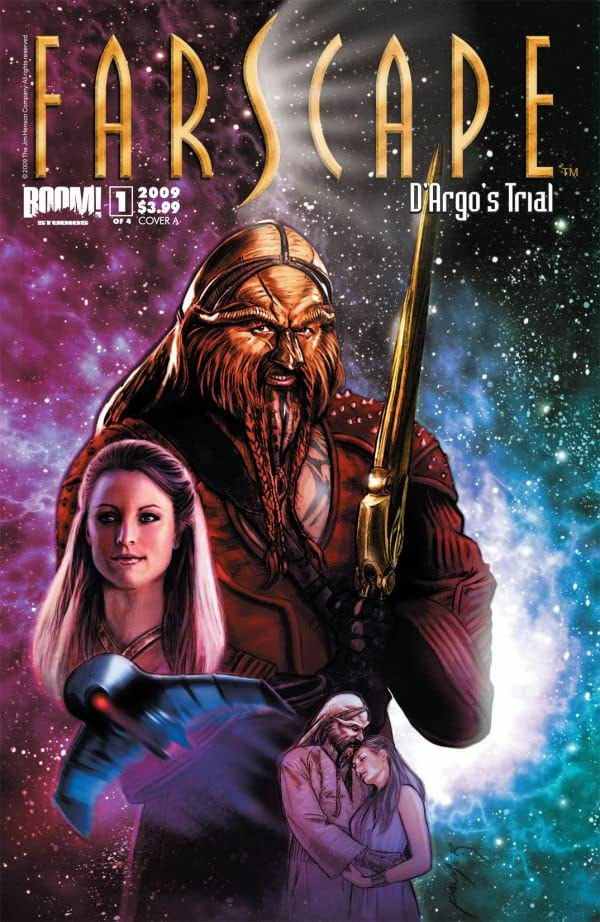Farscape: Uncharted Tales Vol. 2: D'Argo's Trial #1 (of 4)
