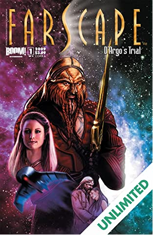 Farscape: D'Argo's Trial Vol. 2 #1 (of 4)