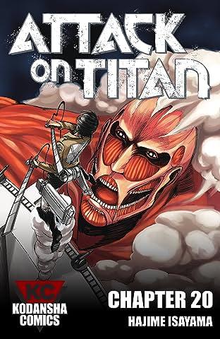 Attack on Titan #20
