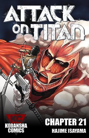 Attack on Titan #21