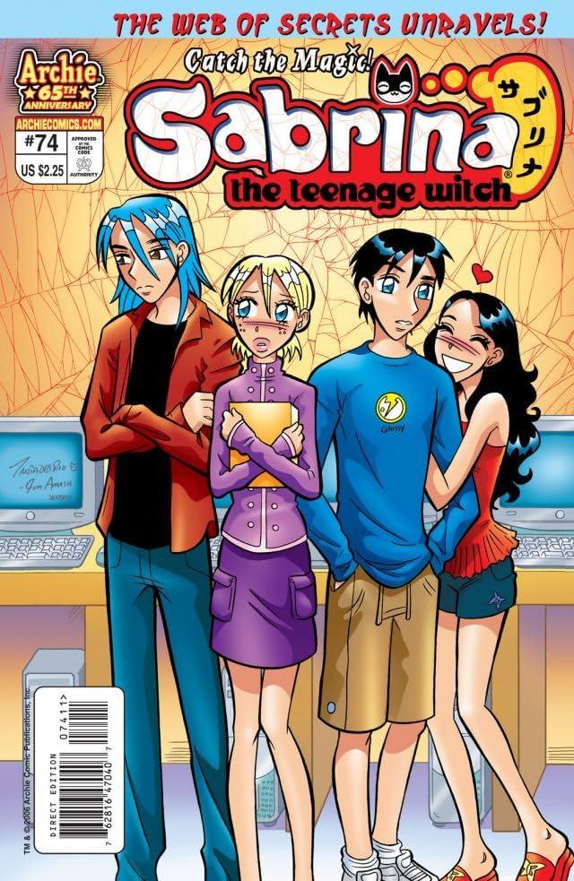 Sabrina Manga #17