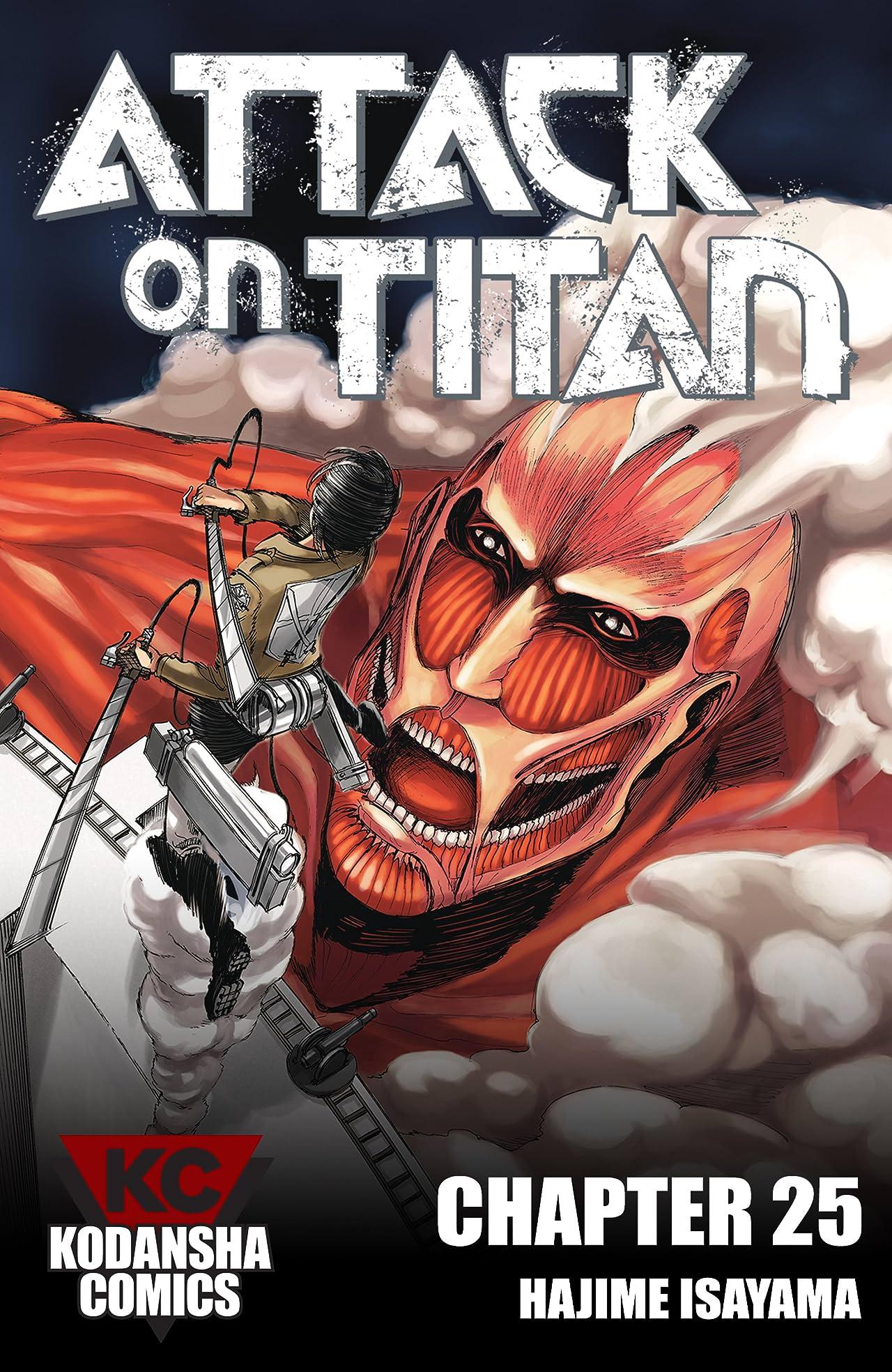 Attack on Titan #25
