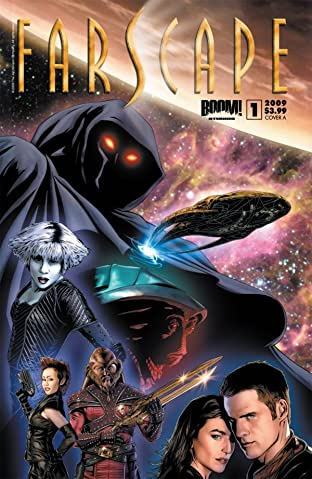 Farscape Vol. 4: Ongoing #1
