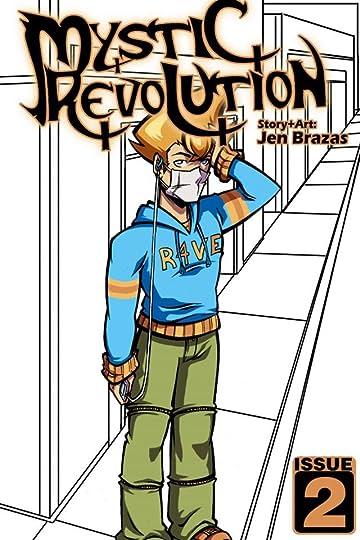 Mystic Revolution #2