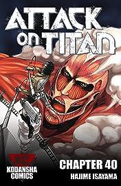 Attack on Titan #40