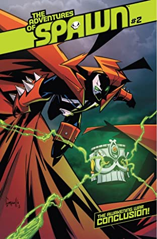 The Adventures of Spawn #2