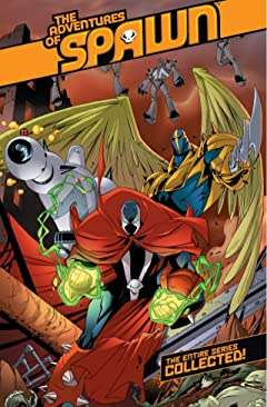 The Adventures of Spawn Tome 1
