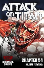 Attack on Titan #54