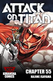 Attack on Titan #55