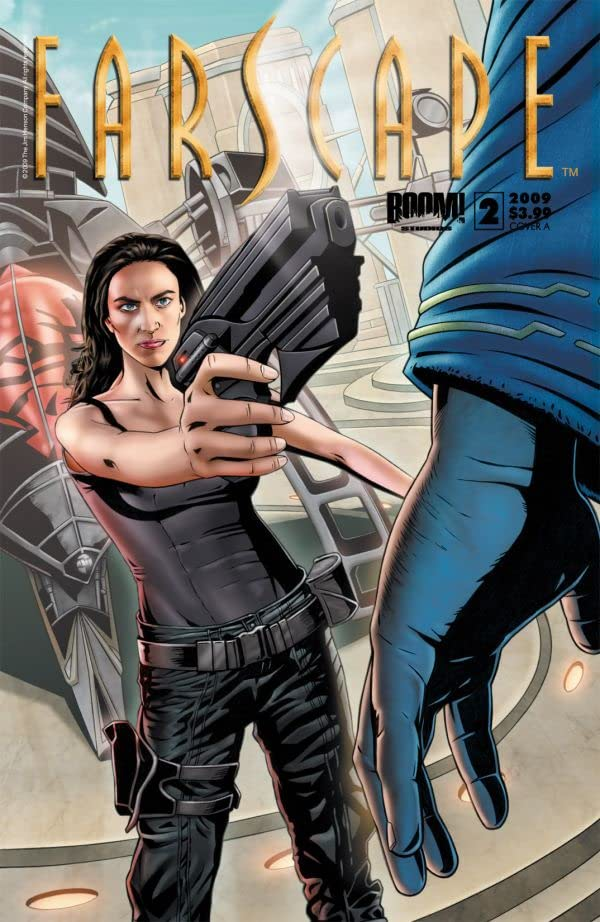 Farscape Vol. 4: Ongoing #2