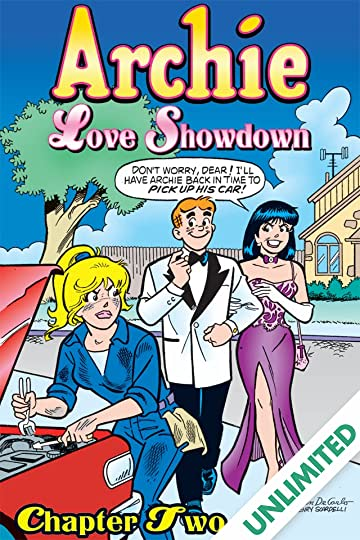 Archie: Love Showdown - Chapter 2