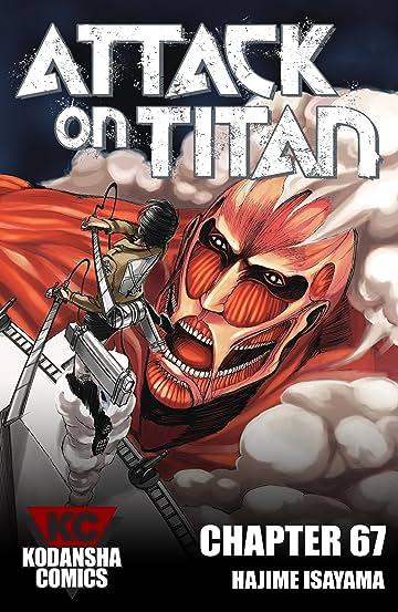 Attack on Titan #67